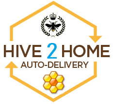 Hive2Home Flagstaff Honey Delivery Organic honey, soaps. candles, lip balm